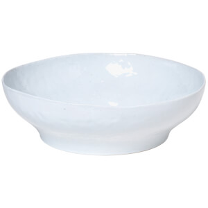 Broste Copenhagen Shape Serving Bowl - Soft Blue