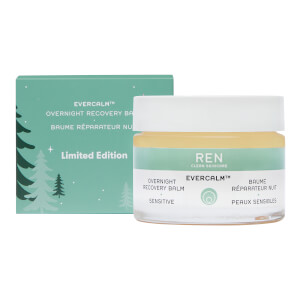 REN Clean Skincare Limited Edition Overnight Recovery Balm 50ml - Worth $80.00