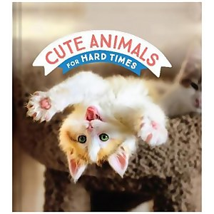 Cute Animals for Hard Times Book
