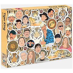 Tiger King Jigsaw Puzzle