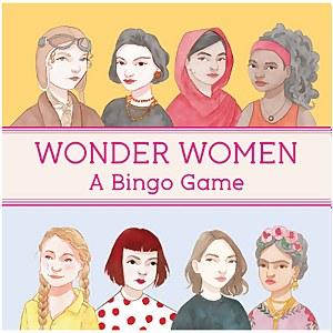 Wonder Women Bingo Game