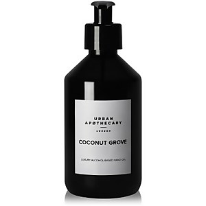 Urban Apothecary Coconut Grove Luxury Hand Sanitiser Gel - 300ml