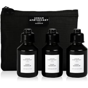 Urban Apothecary Oudh Geranium Luxury Bath and Body Gift Set (3 Pieces)