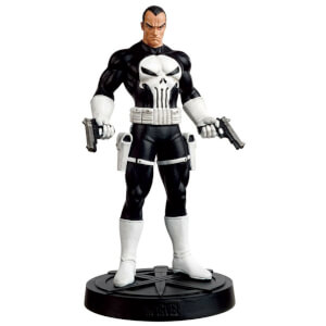 Eaglemoss Marvel Punisher Figure