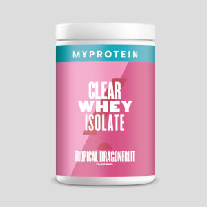 Clear Whey Isolate - Tropical Dragonfruit