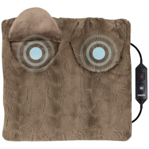HoMedics Heated Convertible Pillow and Foot Massager