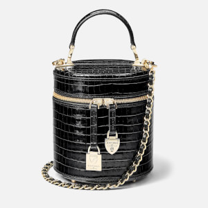 Aspinal of London Women's Pandora Bag - Black