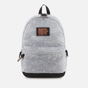 Superdry Women's Print Edition Montana Bag - Grey Leopard