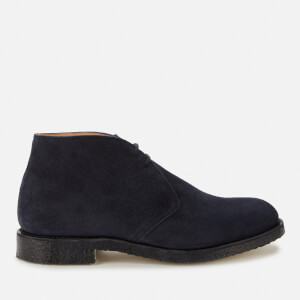 Church's Men's Ryder 81 Suede Desert Boots - Navy