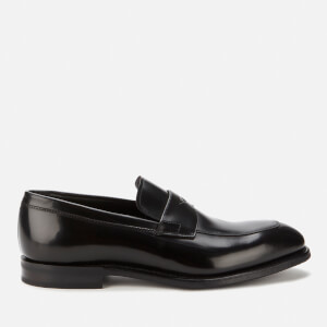 Church's Men's Parham Leather Loafers - Ebony