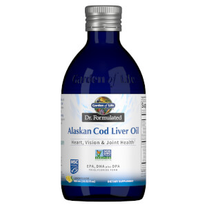 Dr. Formulated Alaskan Cod Liver Oil 80