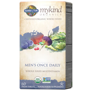 mykind Organics Integratore quotidiano uomo - 60 compresse