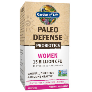 Paleo Defense Probiotics Women