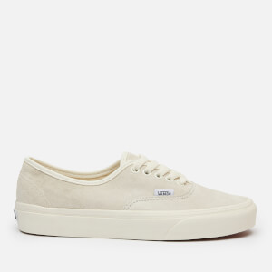 Vans Authentic Suede Trainers - Marshmallow/True White