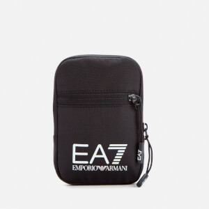 Emporio Armani EA7 Men's Train Mini Pouch - Black