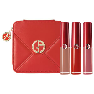 Armani Christmas Lip Maestro and Pouch Set