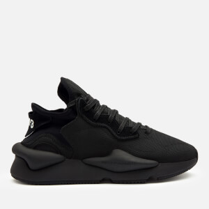 Y-3 Men's Kaiwa Trainers - Black/White