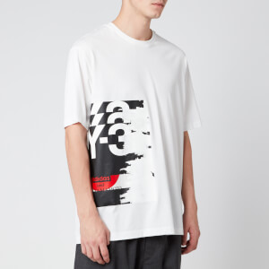 Y-3 Men's CH1 Short Sleeve T-Shirt - White