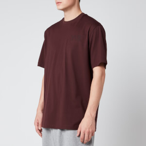 Y-3 Men's Classic Chest Logo Short Sleeve T-Shirt - Red