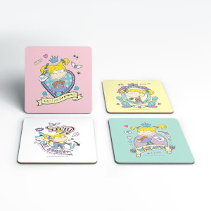 Rugrats Angelica Coaster Set