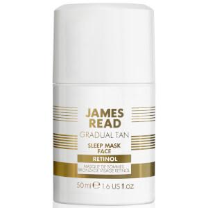 James Read Sleep Mask Face with Retinol 50ml