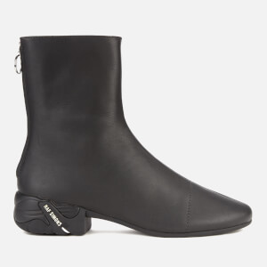 RAF Simons Runner Men's Solaris-2 High Ankle Boots - Black