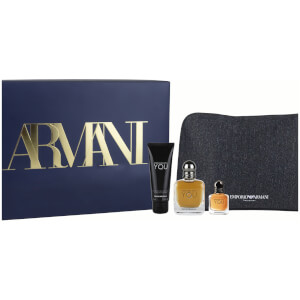 Armani Stronger with YOU 50ml Christmas Gift Set with 7ml Mini
