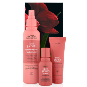 Aveda Nutriplenish Deep Moisture Hair Trio