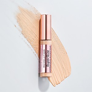 Makeup Revolution Conceal & Define Supersize Concealer (Various Shades)