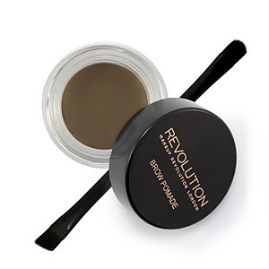 Makeup Revolution Brow Pomade - Medium Brown