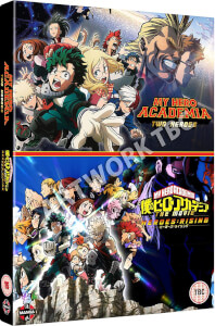 My Hero Academia: Movie Double Pack: Two Heroes & Heroes Rising