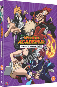 My Hero Academia: Complete Season 3