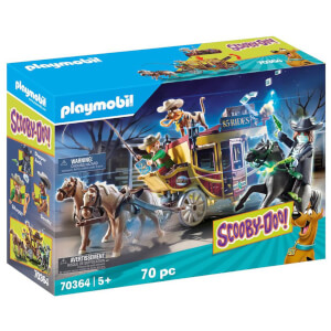 Playmobil Scooby Doo! Adventure in the Wild West (70364)