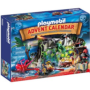 Playmobil Pirates Advent Calendar (70322)