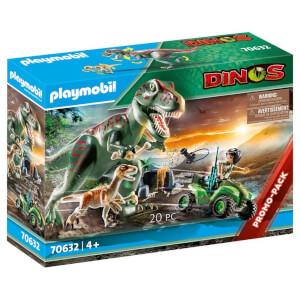 Playmobil Dinos T-Rex Attack (70632)
