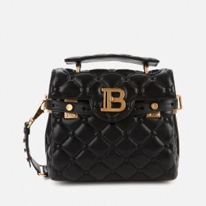 Balmain Women's Bbuzz Quilted Bag - Black