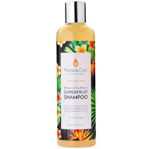 Flora & Curl African Citrus Superfruit Shampoo 300ml