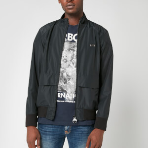 Barbour International Men's Broad Jacket - Black
