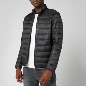Barbour International Men's Mark Quilt Jacket - Black