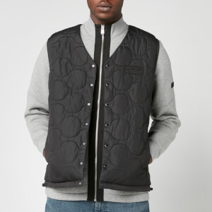 Barbour International Men's Givi Gilet - Black