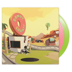 Donut County Vinyl Soundtrack
