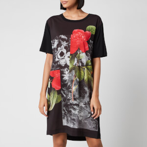 PS Paul Smith Women's Printed Dress - Black