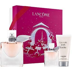 Lancôme La Vie Est Belle Eau de Parfum 50ml Christmas Set (Worth £90.00)