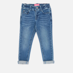 Joules Kids' Monroe Denim Jeans - Midblue