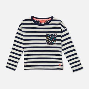 Joules Kids' Bliss Long Sleeve T-Shirt - Multi