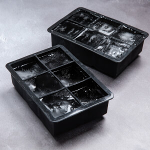 WotNot Creations Giant Ice Cube Tray (Set of 2)
