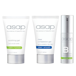 asap Clear Skin Facial Bundle