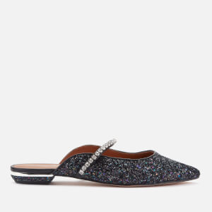 Kurt Geiger London Women's Princely 2 Leather Flat Mules - Black