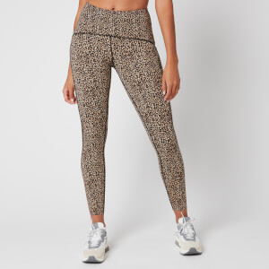 Varley Women's Meadow Leggings - Classic Leopard