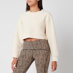 Varley Women's Albata Sweatshirt - Oat Milk
